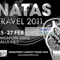 Read more about NATAS Travel Fair 2011 Singapore Expo 25 - 27 February 2011