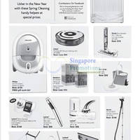 Read more about Robinsons The One That I Want Sale Spring Cleaners Price List January 2011