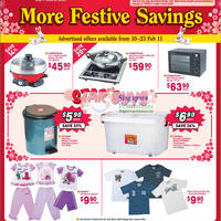 Read more about FairPrice Kitchenware, Household, Clothes, Electronics Sale 10 - 23 Feb 2011