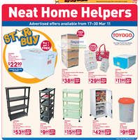 Read more about Fair Price Neat Home Helpers Sale 17 - 30 Mar 2011