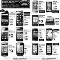 Read more about Starhub Mobile Phones & Broadband Offers 19 Mar - 25 Mar 2011