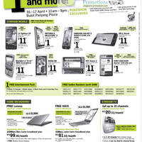 Read more about Starhub Mobile Phones, TV & Broadband Offers 16 - 22 Apr 2011