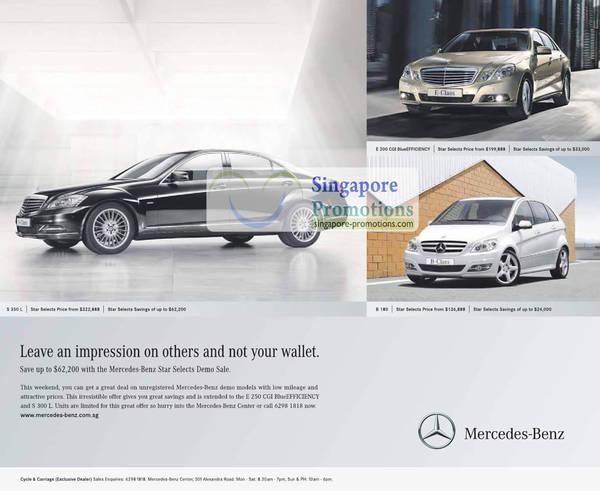S300 mercedes for dec 2017 for Mercedes benz demo cars