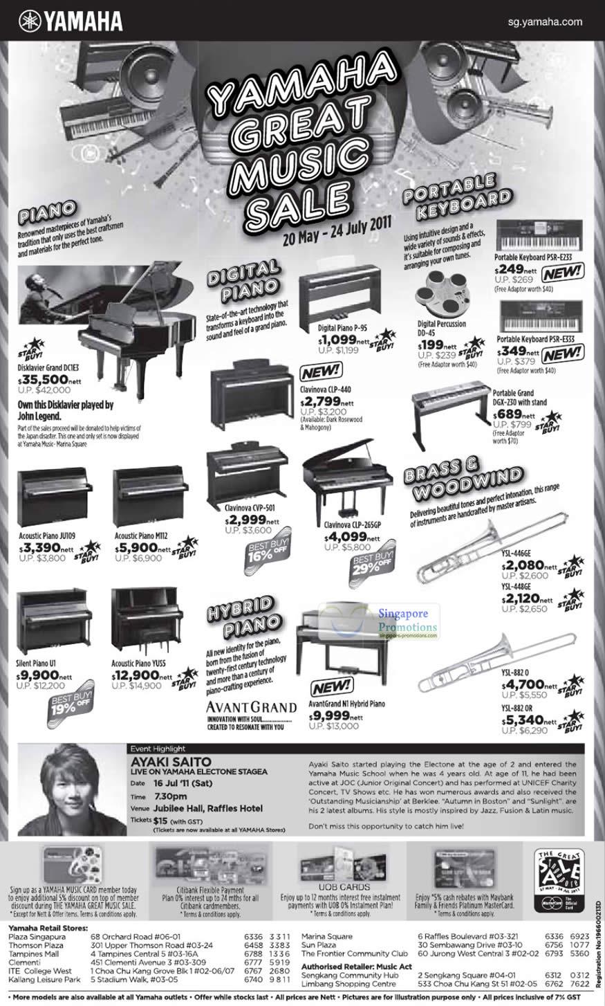24 Jun Piano, Digital Piano, Portable Keyboard, Clavinova, Portable Grand, Acoustic Piano, Silent, Hybrid, Brass Woodwind