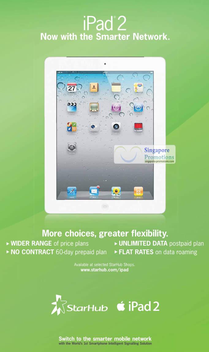 Starhub Apple iPad 2