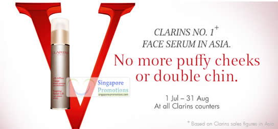 Clarins No 1 Face Serum In Asia