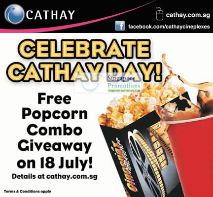 Celebrate Cathay Day