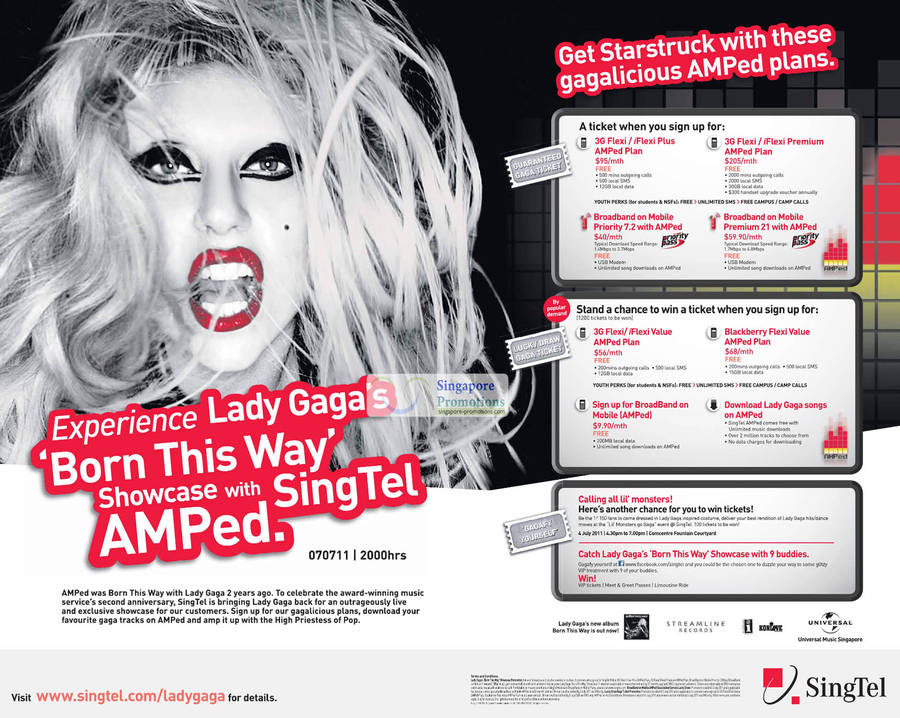 How To Get Lady Gaga Tickets