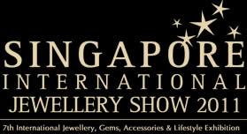 Singapore International Jewellery Show 2011 Logo