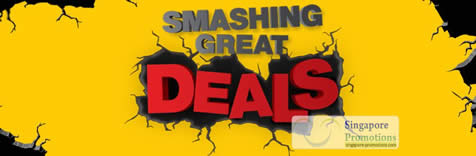 Smashing Great Deals