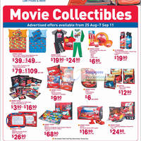 Read more about FairPrice Cars 2 Collectibles, Groceries, Bedding, Electronics & Kitchenware Special Offers 25 Aug - 7 Sep 2011