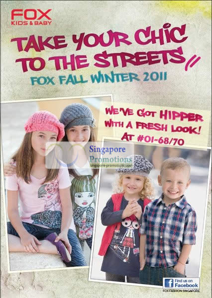 Fox Fall Winter 2011