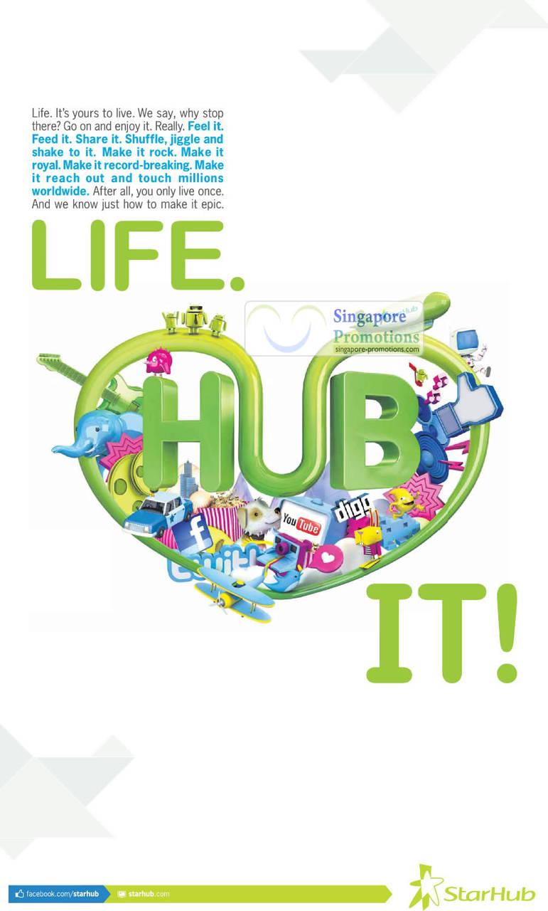 Life Hub IT App