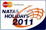 NATAS Holidays 2011 Logo