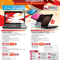 Read more about Lenovo Notebooks & Desktop PCs Price List 27 Jul - 28 Aug 2011