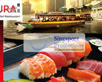 Read more about LIMITED OFFER: Sakura International Buffet & River Cruise 36% Off 18 Aug 2011