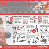 Read more about AIBI Gym Equipment Roadshows Special Offers 20 Sep 2011