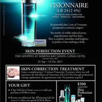 Read more about Lancome & Kerastase Free Diagnoses & Treatments @ The Shoppes 21 Sep - 16 Oct 2011