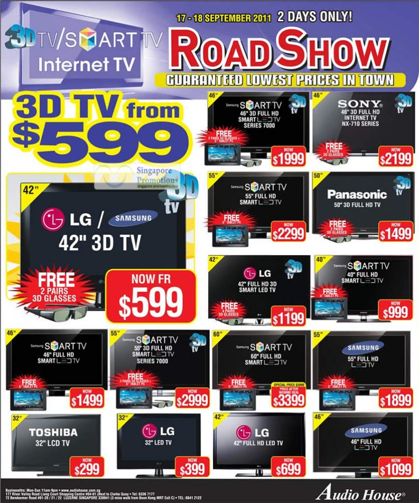 TV, 3D TV, LG, Samsung, Sony, Panasonic
