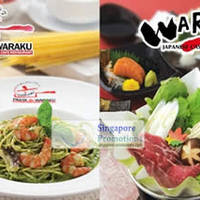 Read more about LIMITED OFFER: Waraku / Pasta De Waraku 50% Off Japanese Cuisine 16 Sep 2011