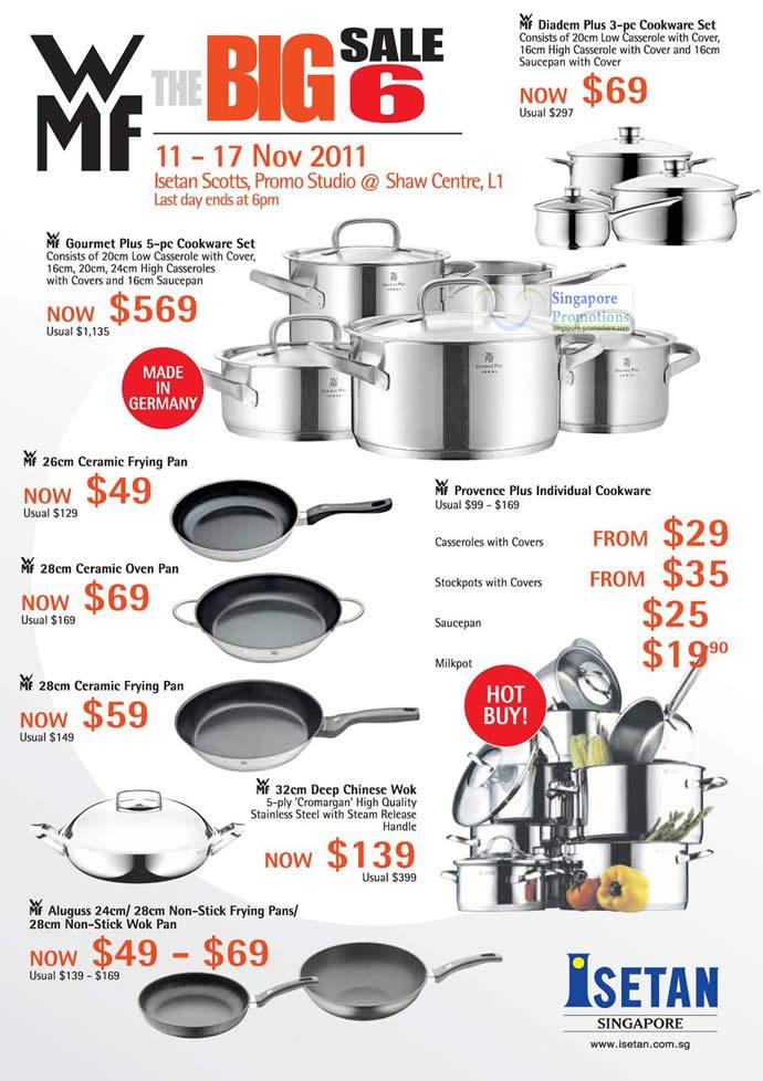 Wmf frying pan singapore