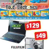 Read more about Food & Electronics Show @ Singapore Expo 21 - 23 Oct 2011