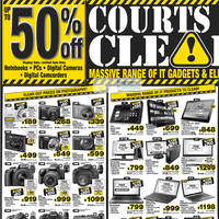 Read more about Courts Massive Clear-Out Sale 15 Oct 2011
