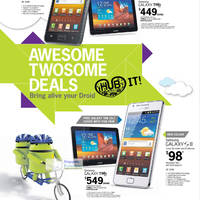 Read more about Starhub Mobile Phones, Cable TV & Mobile/Home Broadband Offers 15 - 21 Oct 2011