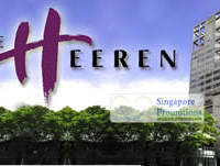 Read more about The Heeren 40% Off Shopping Vouchers Valid At Any Store 10 Oct 2011
