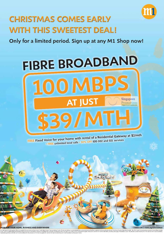 100Mbps Fibre Broadband
