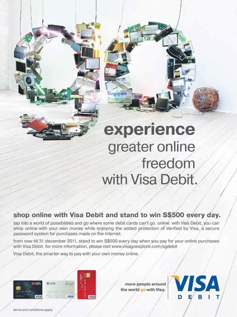 5 Nov Visa Debit Go Explore
