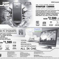 Read more about ASUS ROG Titan Gaming Desktop & AIO PC Price List 16 Nov 2011