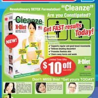 Read more about Watsons Cosmetics, Health, Personal Care & Beauty Special Offers 3 - 9 Nov 2011