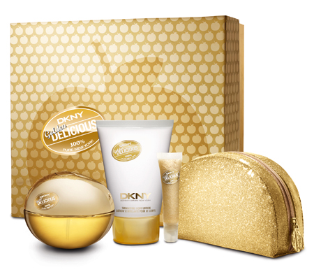 DKNY Golden Delicious Night Out Holiday Set