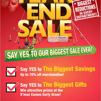 Read more about Courts Year End Sale Promotion 5 Nov 2011