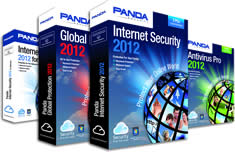 Panda Security 2012 Products