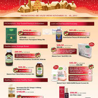 Read more about Nature's Farm's Pre-Christmas Specials 18 - 30 Nov 2011