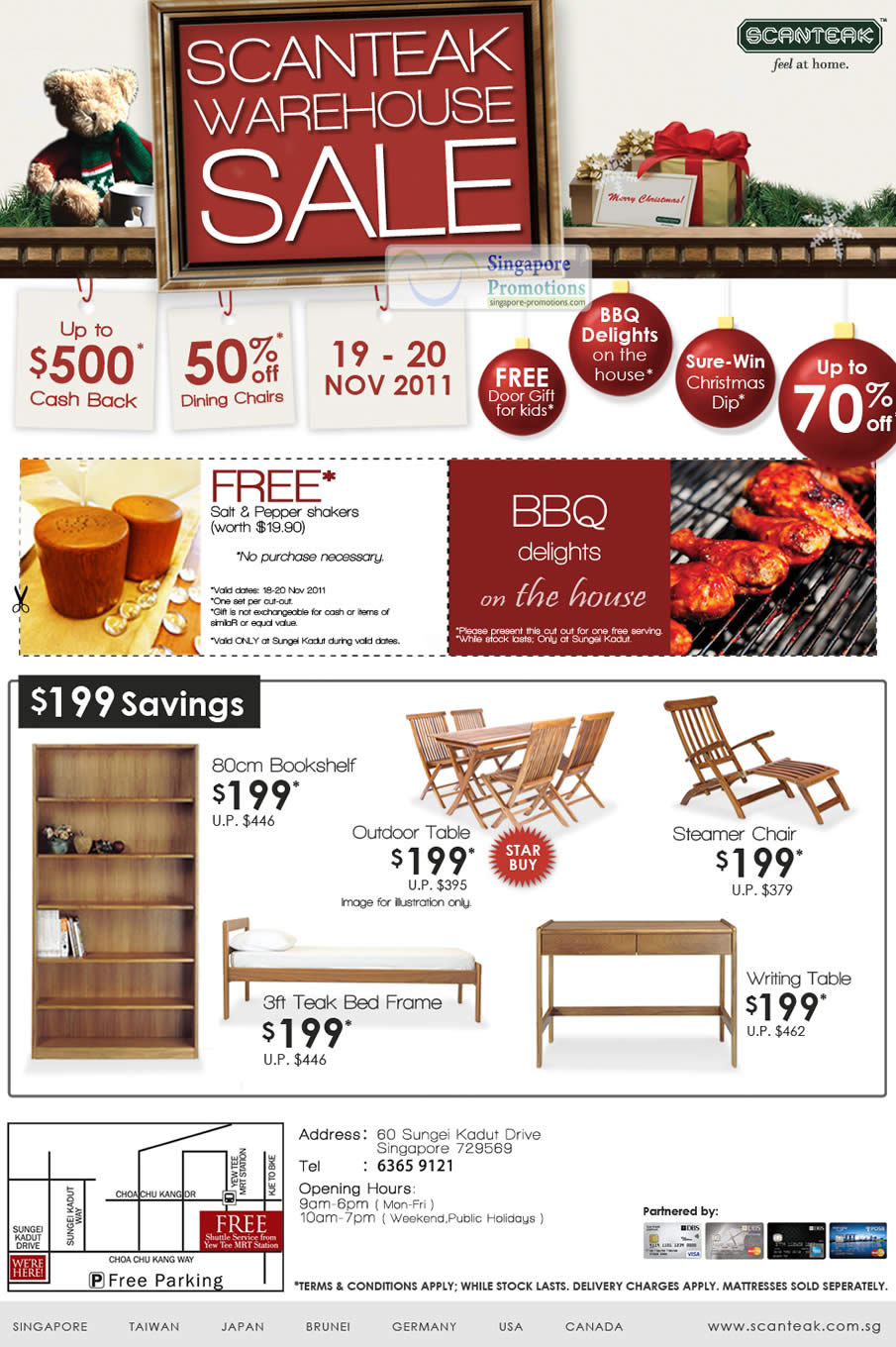 Scanteak furniture warehouse sale up to 70 off 19 27 for Furniture w sale warehouse