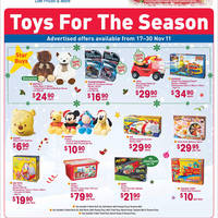 Read more about NTUC Fairprice Toys, Electronics, Home Appliances & Super Saver Offers 17 - 30 Nov 2011