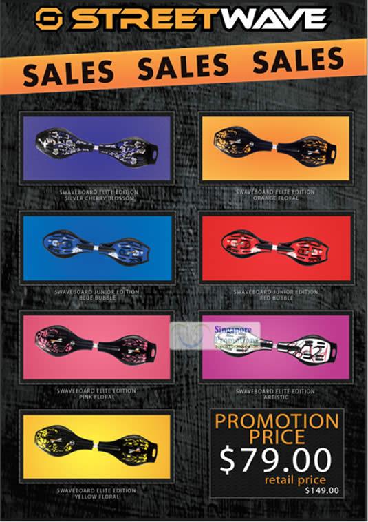 Swaveboard Elite Junior Edition 3