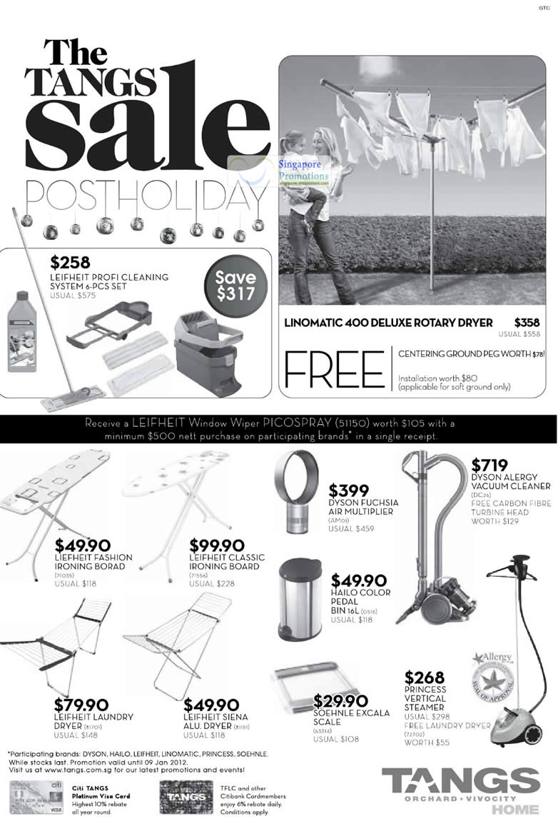 29 Dec Post Holiday Sale