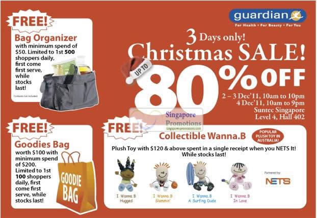 80 Percent Off Sale Till 4 Dec 2011 At Suntec