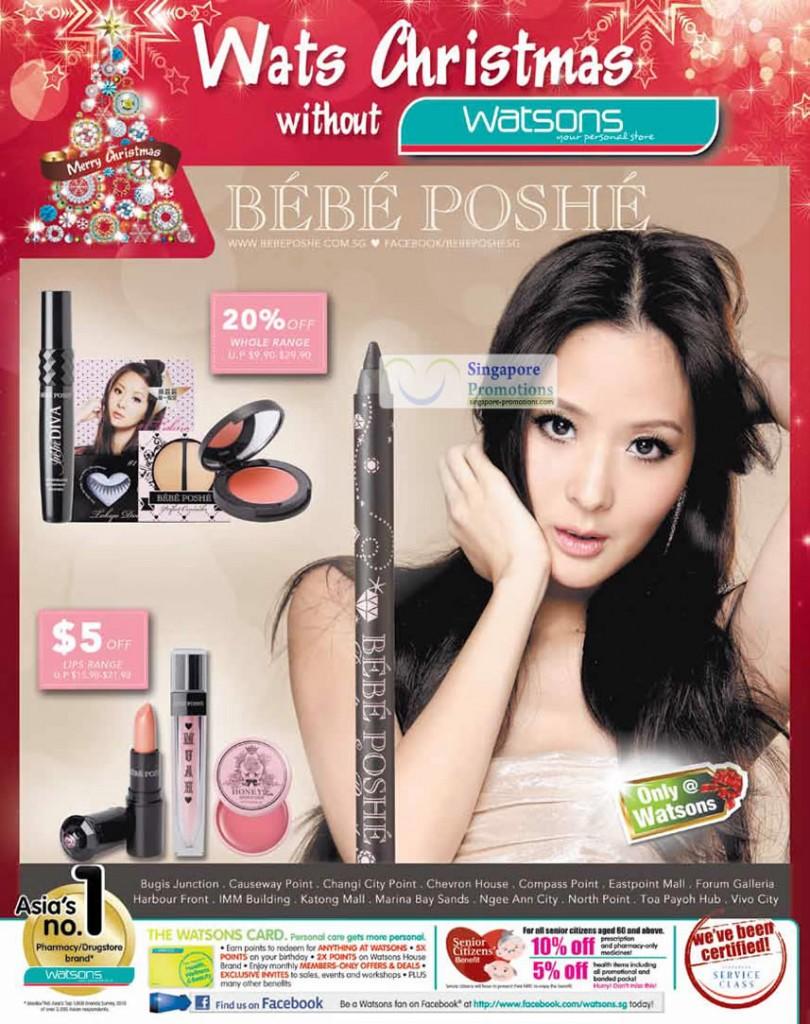 9 Dec Bebe Poshe Cosmetics
