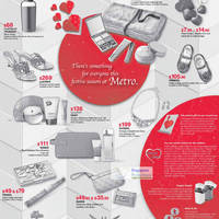 Read more about Metro Christmas Gift Offers & Promotions 10 - 25 Dec 2011