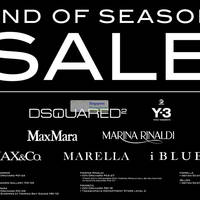 Read more about Dsquared2, MaxMara, Marina Rinaldi, Max&Co, Marelle & iBlues Sale 2 Dec 2011