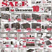 Read more about Harvey Norman Furniture, Appliances & Electronics Promotion Offers 17 - 23 Dec 2011