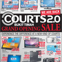 Read more about Courts Islandwide Deals Sales 17 - 23 Dec 2011