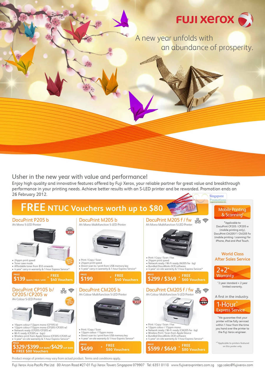 Fuji Xerox 15 Dec 2011