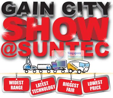 Gain City Show 2011