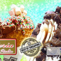 Read more about Gelateria Italia 50% Off Single Scoop Gelato Ice Cream @ Plaza Singapura 13 Dec 2011